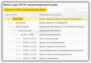 Кресло офисное код окоф 2020 амортизационная группа
