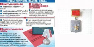 Ветеран труда в 2020 году россии для жителя архангельской области как получить