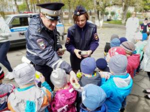 Обеспечение сотрудников полиции детскими садами