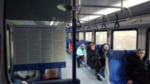 Пенсионеры имеют скидку на пригородные поезда в 2020 году с