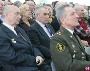 Ветеран военной службы саратов