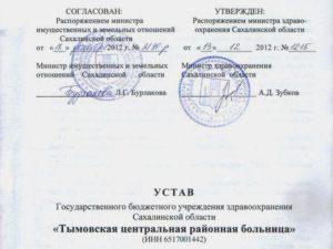Перечень документов о регистрации изменений в устав бюджетного учреждения в 2020 году
