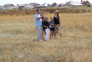 Деньги за место земли многодетным семьям в татарстане