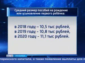 За рождения третьего ребенка что дают в 2020 году в московской области