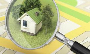 Неоформленный дом на земельном участке 2020