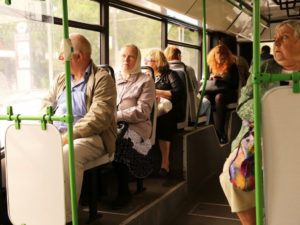 Есть ли в транспорте льготы в калининграде пенсионерам