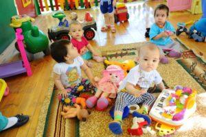 Детский сад москва со скольки лет