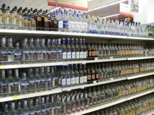 Продажа алкоголя в орле временные ограничения