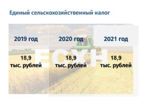 За какой год оплачиваем налог 2020