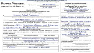 Перечень документы для подтверждения вида на жительство в 2020 году