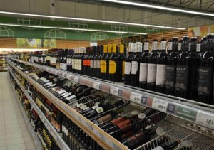 Во сколько продают алкоголь в рязани