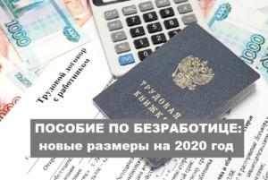 Размер месячного пособия по безработице в 2020 году в башкортостане