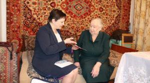 Ветеран красноярского края как получить женщине в районе