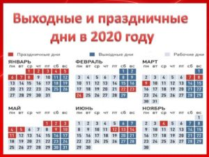 Оплата сторожам в праздничные дни январе в 2020 году