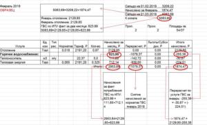 Расчёт оплаты за горячую воду по счётчику в 2020 году в тюмени