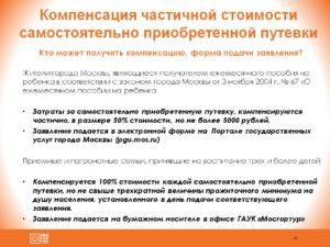 Возмещать лагеря в какие сроки краснодар 2020