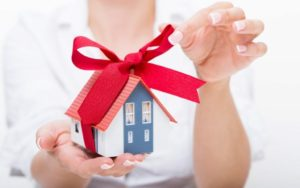 Передарение квартиры родственнику в собст налог