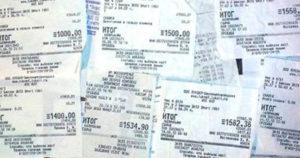 Обязательно ли должна быть печать на чеке и прилагаться копия чека в авансовом отчете в 2020г ? Спасибо