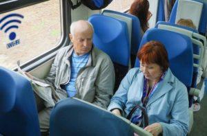 Льготный проезд для пенсионеров москва-калуга как оформить