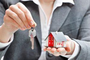 В случае продажи квартиры как отчитывается директор ип