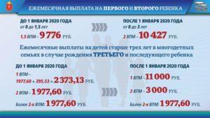 Выплаты за второго ребенка в 2020 году в ростовской области