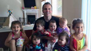 Отец воспитывает троих несовершеннолетних детей от разных браков многодетный 2020