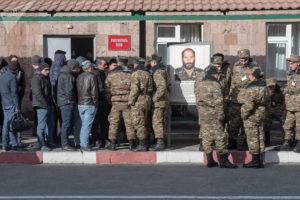 Законы армении про армию