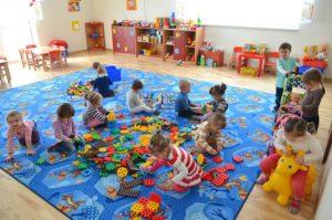 Детский сад 3 года