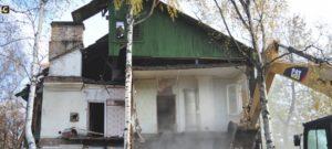 Аварийные дома подлежащие сносу петрозаводск