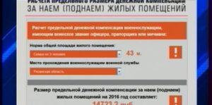 Расчет за поднаем жилья прапорщикам фсб в 2020 году