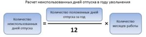Расчет компенсации при уволнении по срочному договору в 2020 году онлайн калькулятор