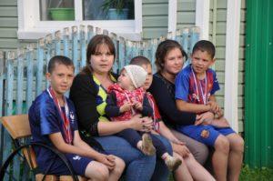 Адресная помощь малоимущим семьям в россии 2020 году