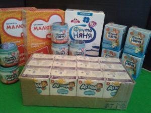 Как получить молочную кухню для ребенка екатеринбург до 3 лет