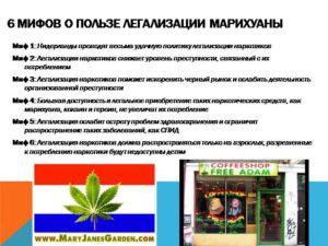 Закон о легализации наркотиков