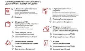 Перечень документов для продажи доли в квартиры в 2020 году собственником