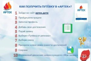 Артек официальный сайт подать заявку 2020 год цена