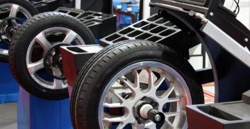Шиномонтаж колес косгу 2020